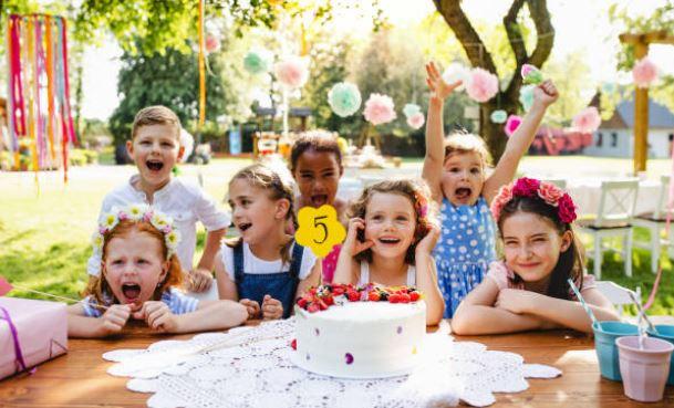 consejos de cómo organizar una fiesta infantil